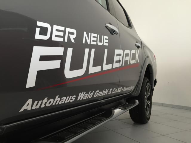 Fahrzeugbeschriftung Ravensburg